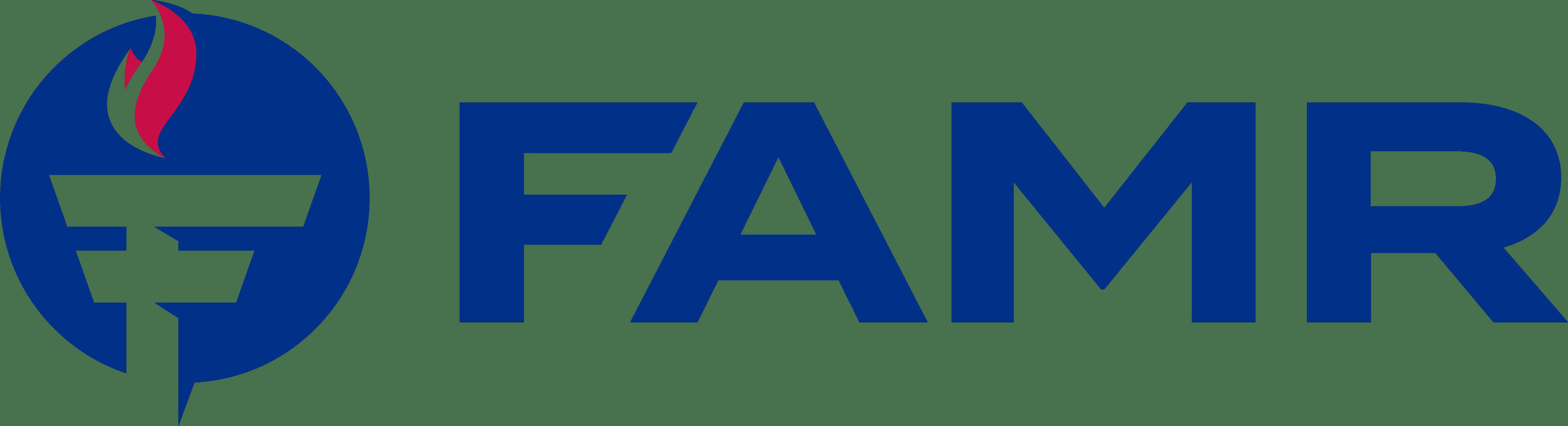 FAMR logo